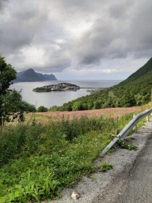 Bilde av Senja fra Gunn Kemi Granberg