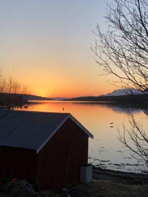 Bilde av Målselv fra Karina Johannessen