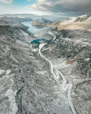 Bilde av Senja fra Ingi Ørn Rosuson