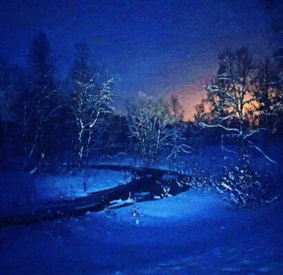 Bilde av Senja fra Svein Harald Berntsen