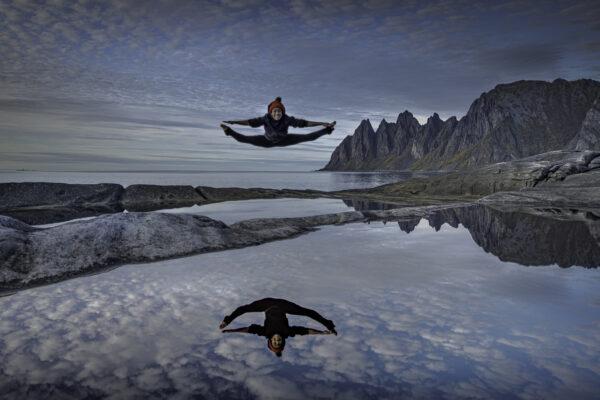 Bilde av Senja fra Rikki Martin Langnes