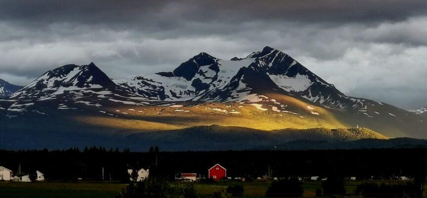 Bilde av Målselv fra Rune Sørmo