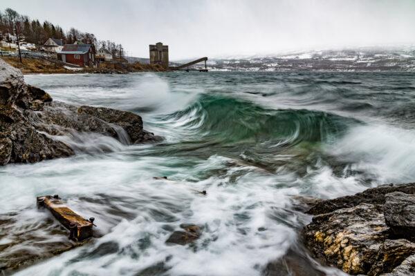 Bilde av Salangen fra Hans Sverre Woll